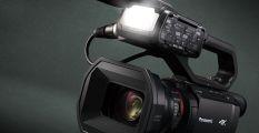 Nové kamery Panasonic: Zaujme objektiv i integrované světlo