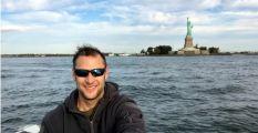 Milan Světlík: Sám přes Atlantik jen s pomocí vesel