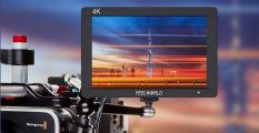 4K náhledový monitor s asistentcí ostření