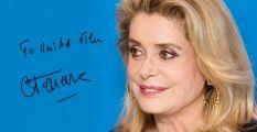 Catherine Deneuve: Stále sleduji, kam se vyvíjí kinematografie