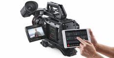 Blackmagic Design: ovládání kamer URSA Mini Pro prostřednictvím Bluetooth