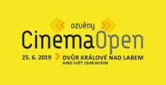 Ozvěny Cinema Open ve Dvoře Králové nad Labem