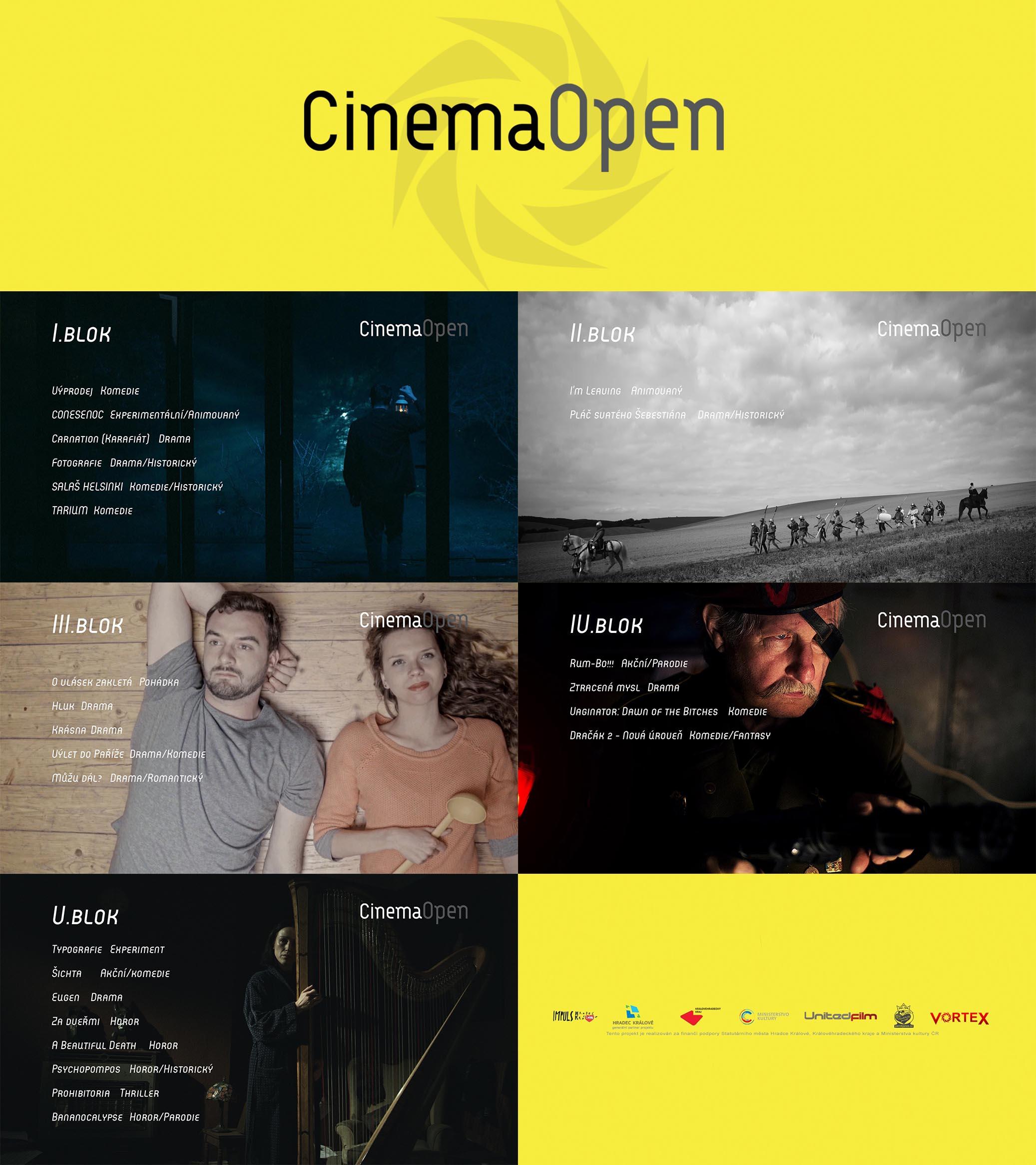 Filmy Cinema 2018