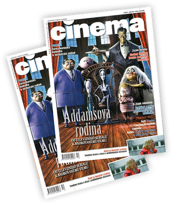 Magazine Cinema