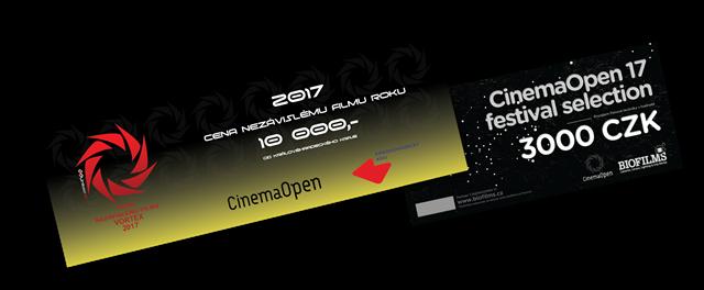 Nominované filmy na cenu nezávislého filmu Vortex 2017