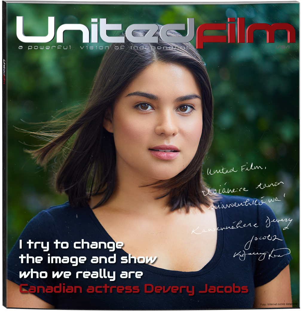 Devery Jacobs ENG