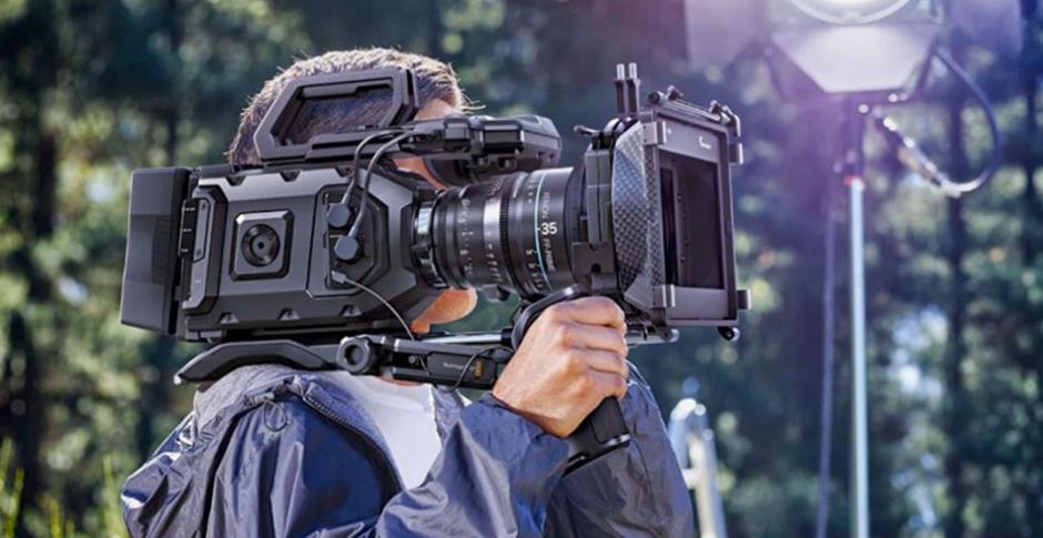 fa801a330f UNITEDFILM - URSA Mini v akci pro klip Aarona Cartera