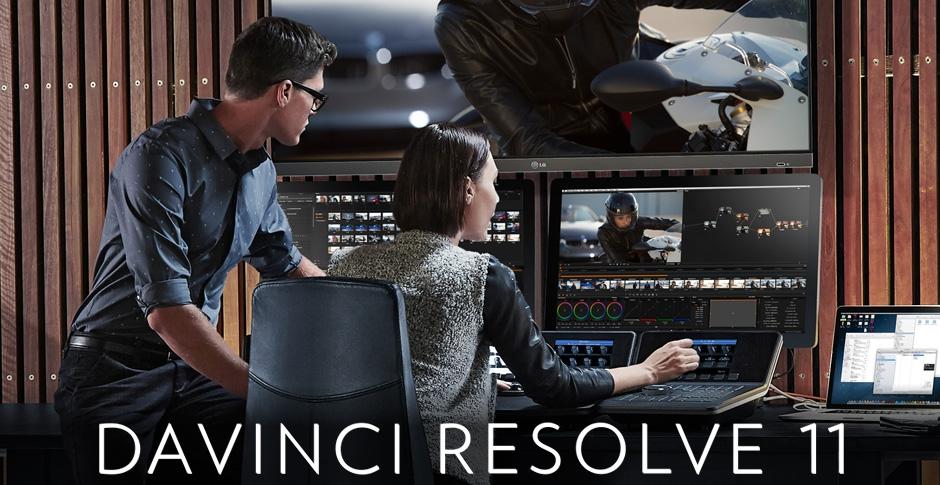 UNITEDFILM - DaVinci Resolve lite version is completely free