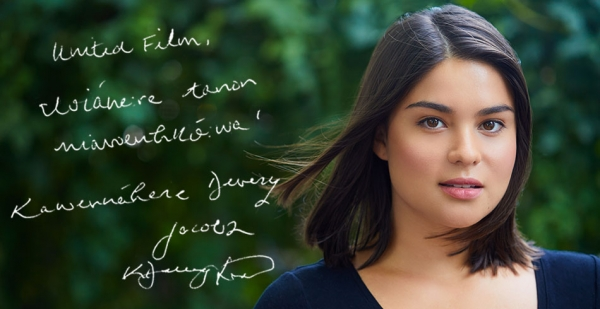 Devery Jacobs - I try to change the image and show who we really are