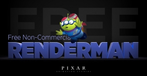 Renderman - do the CGI like Pixar