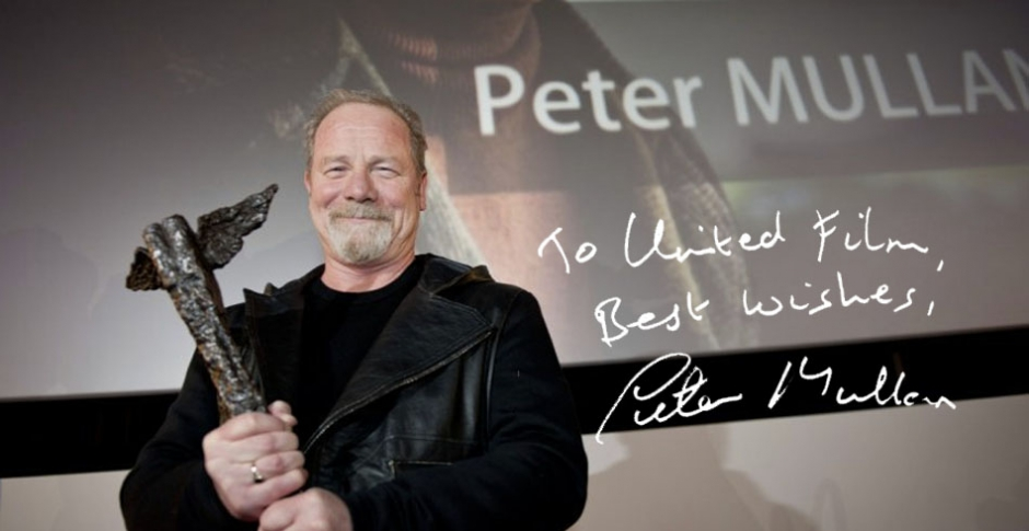 Peter Mullan - We should be grateful for what we have and not complain all the time