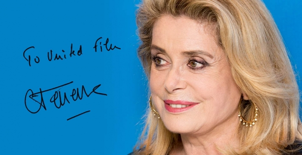 Catherine Deneuve - I am still curious where the current cinematography is heading to