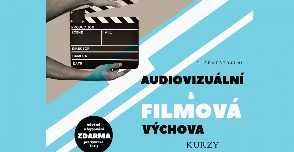 Kurz audiovizuální afilmové výchovy