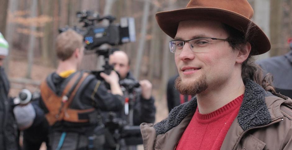 Jonáš Vacek: Rád bych do svých filmů dostal silné lidské hodnoty