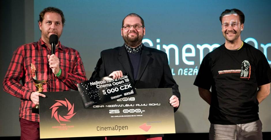 Nezávislý film je kořením kinematografie aje důležité mít proto platformu jako je Cinema Open