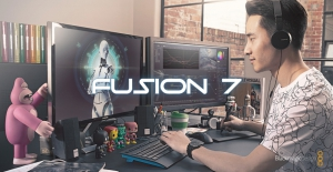 FUSION 7 – a powerful tool of Hollywood is now free for you