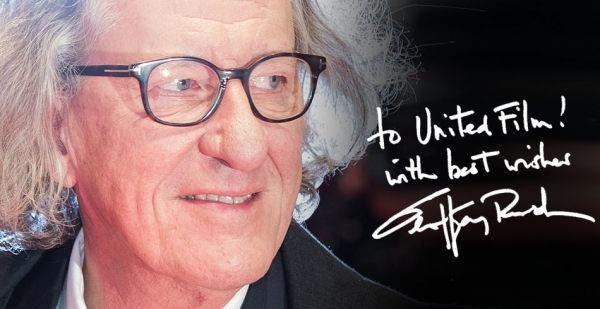 Geoffrey Rush - I don´t want to be labelled or boxed